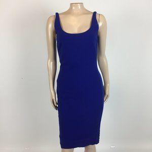 Diane Von Furstenburg Women's Dress 6 Bodycon RR5
